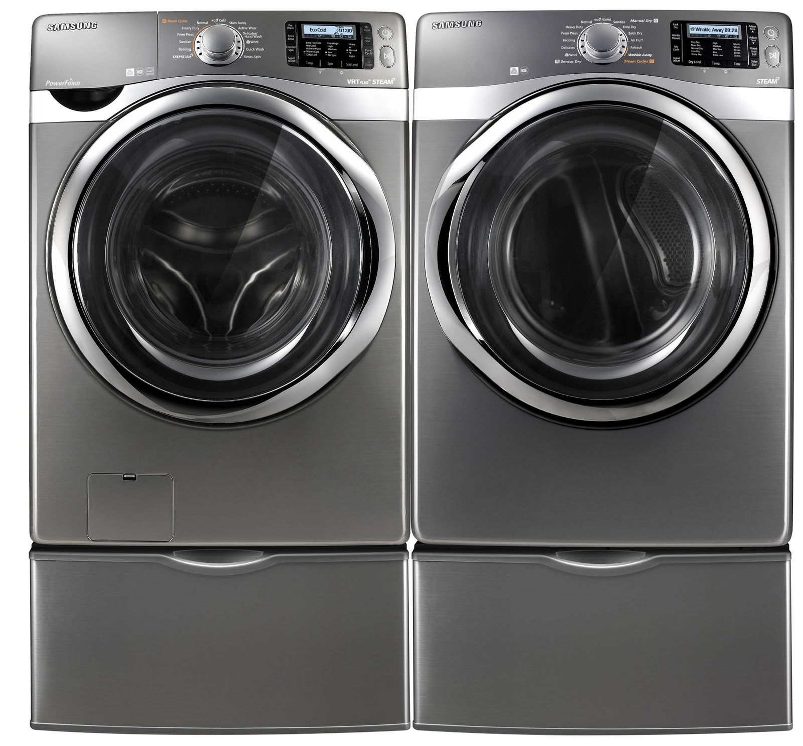 best samsung washer dryer reviews